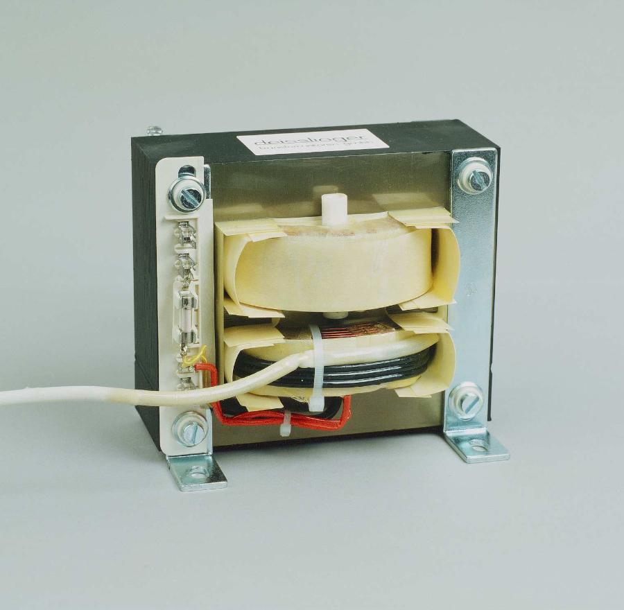 Hochspannungstransformator (Mikrowelle)